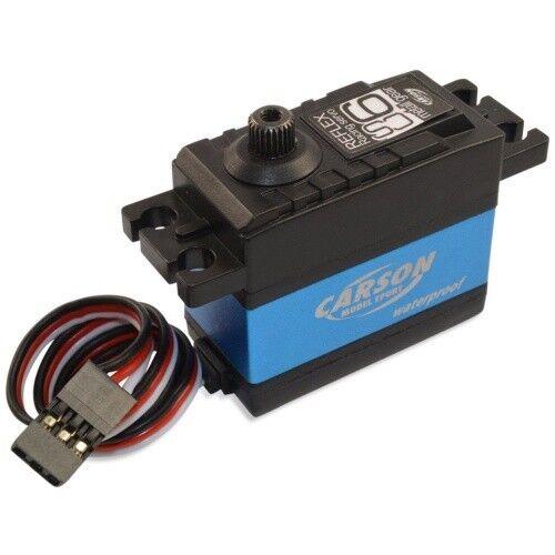 Carson Servo CS-9 Waterproof Metallgetriebe 9kg mit JR-Stecker 500502042