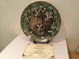 COLLECTIBLE PLATE PORCELAIN DANBURY MINT NUMBER CERTIFICATE - Slough, United Kingdom - COLLECTIBLE PLATE PORCELAIN DANBURY MINT NUMBER CERTIFICATE - Slough, United Kingdom