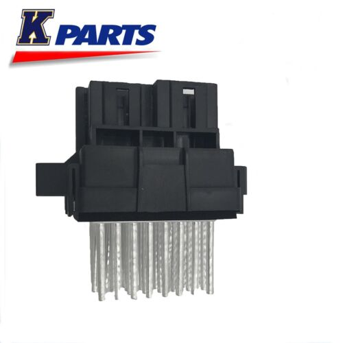 Blower Motor Resistor for Cadillac Escalade Chevy Suburban Equinox GMC Yukon