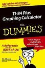 TI-84 Plus Graphing Calculator for Dummies® by C. C. Edwards (2004, Paperback)