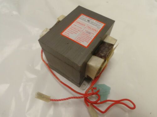 KitchenAid KMCS3022GSS MD-C01AMR-1 Microwave Transformer
