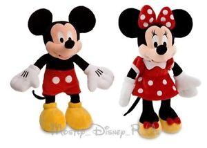 Store 7 Topolino e 45 cm Classico Minnie peluche gioco di Disney YI29WDEH