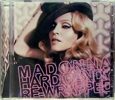 MADONNA * HARD CANDY RE-WRAPPED * US 12 TRK CD * HTF!