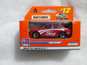 MATCHBOX-1-64-FORD-FALCON-RED-12-MATTEL-WHEELS-AWESOME-LITTLE-MODEL-96072