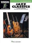 Jazz Classics: Essential Elements Guitar Ensembles - Late Intermediate Level by Hal Leonard Publishing Corporation (Paperback / softback, 2015)