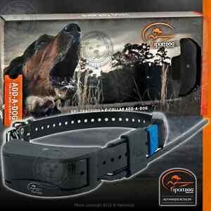 SportDOG TEK-2AD GPS+E-Collar Add-A-Dog Collar TEK-V2LT TEK-2.0 & TEK-1.5 Series