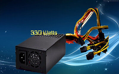300W FH-ZD221MGR HP P//N 633195-001 DPS-220AB-6 PS-6221-9 Replace Power!