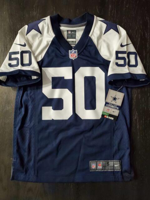 Youth Dallas Cowboys Sean Lee #50 Nike Throwback Limited Jersey STY Dc7003y