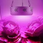 360W LED Grow Light UFO Round Lamp Red Blue IR UV Full Spectrum For Hydro Plant