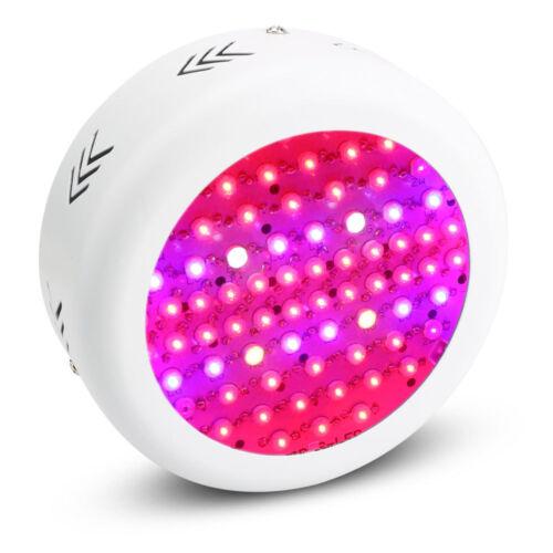 300W UFO LED Grow Light Pflanzen Lampe Vollspektrum Zimmerpflanze wachsen Licht