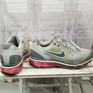 new product 5ba92 1da70 Image is loading Nike-airmax-flywire-air-max-Women-8-5-