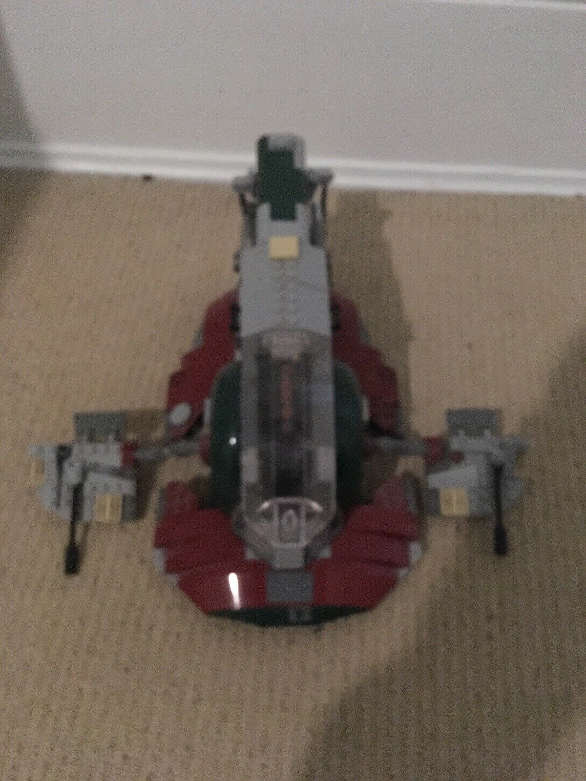 LEGO Star Wars Slave I (6209) rare set
