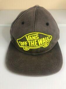 all black vans hat