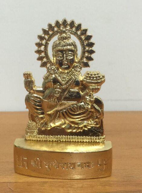 HINDU GOD OF WEALTH LORD KUBER BHAGWAAN MEDITATION PRAYER DIWALI POOJA PRAYER