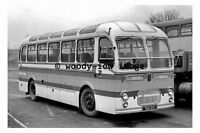 pu0206 - Beaulah Coach Bus - YBO 201 at March , Cambridgeshire - photograph