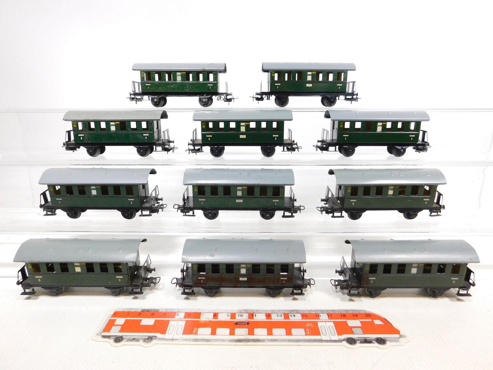 CF8022 11x marklin H0AC 4000 Auto Latta 3271 Ci 18t, 2. Wahl  Buona