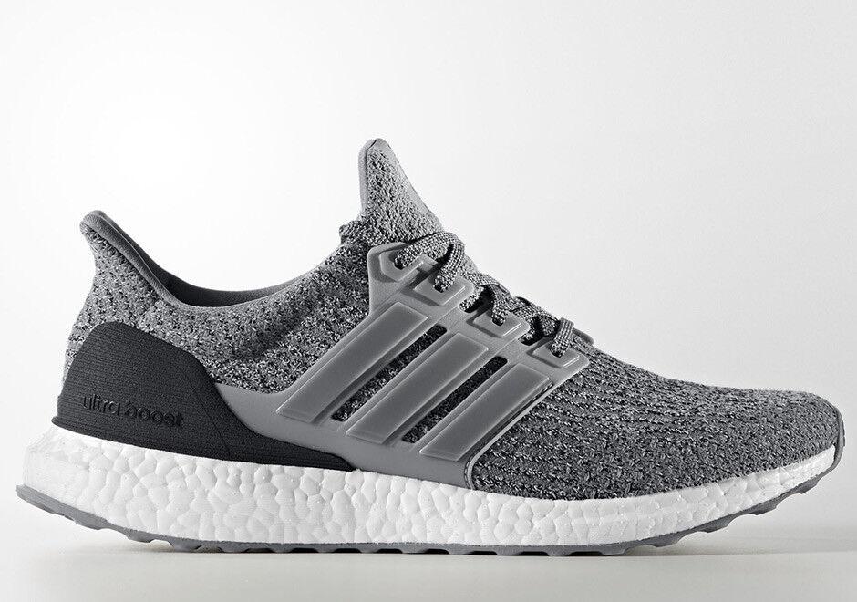 Adidas Ultra Boost 3.0 Triple Grey Three S82023