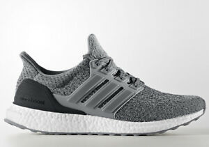official photos 301a0 df77b Image is loading Adidas-Ultra-Boost-3-0-Triple-Grey-Three-