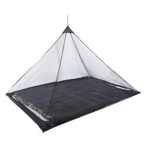 Faltbar Mesh Zelt Anti-Moskito Netz mit Zubehör Wasserdicht Ultraleicht