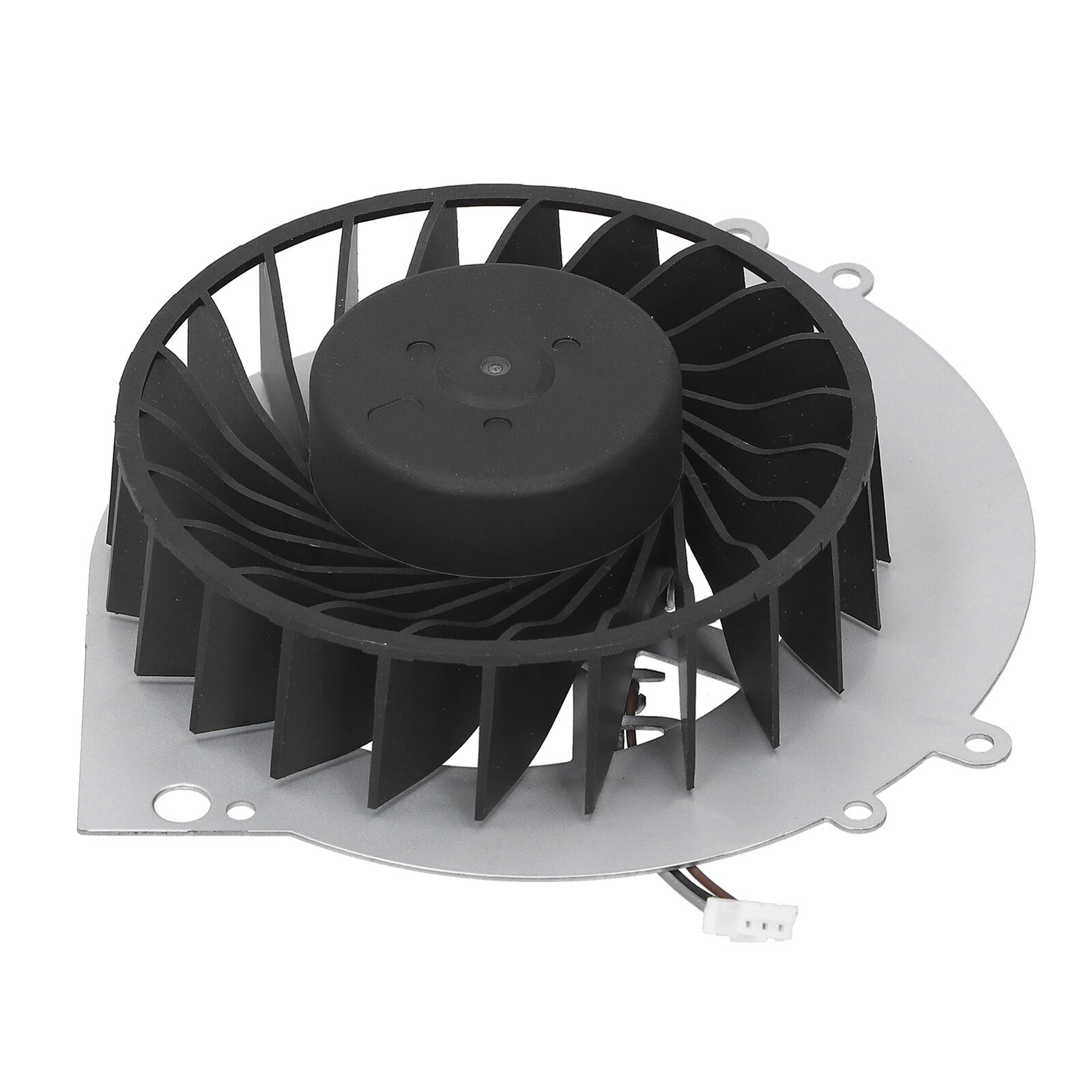 Replacement Metal CPU Cooler Built‑In Cooling Fans for PS4 1200 Console Game