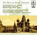 The Best of John Tavener (CD, May-2004, Classics for Pleasure (not USA))