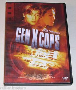 DVD-GENX-COPS-de-Jackie-CHAN-avec-Nicholas-Tse-Stephen-Fung-Sam-Lee