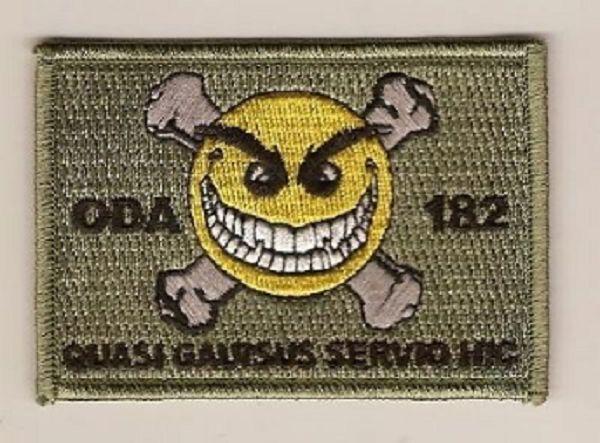 US ARMY 1st forces spéciales 3rd Alpha BN Oda Alpha 3rd 182 uniform patch écusson 4f13df