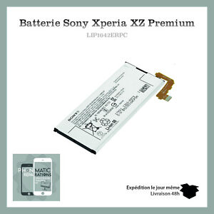 Batterie-Xperia-XZ-Premium-3230mAh-Batterie-qualite-d-039-origine-Sony-LIP1642ERPC