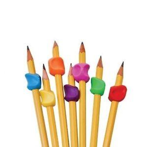 12-Mini-Solo-Stubbi-Pencil-Grips-for-Kids-Writing-Aid-Ambidextrous