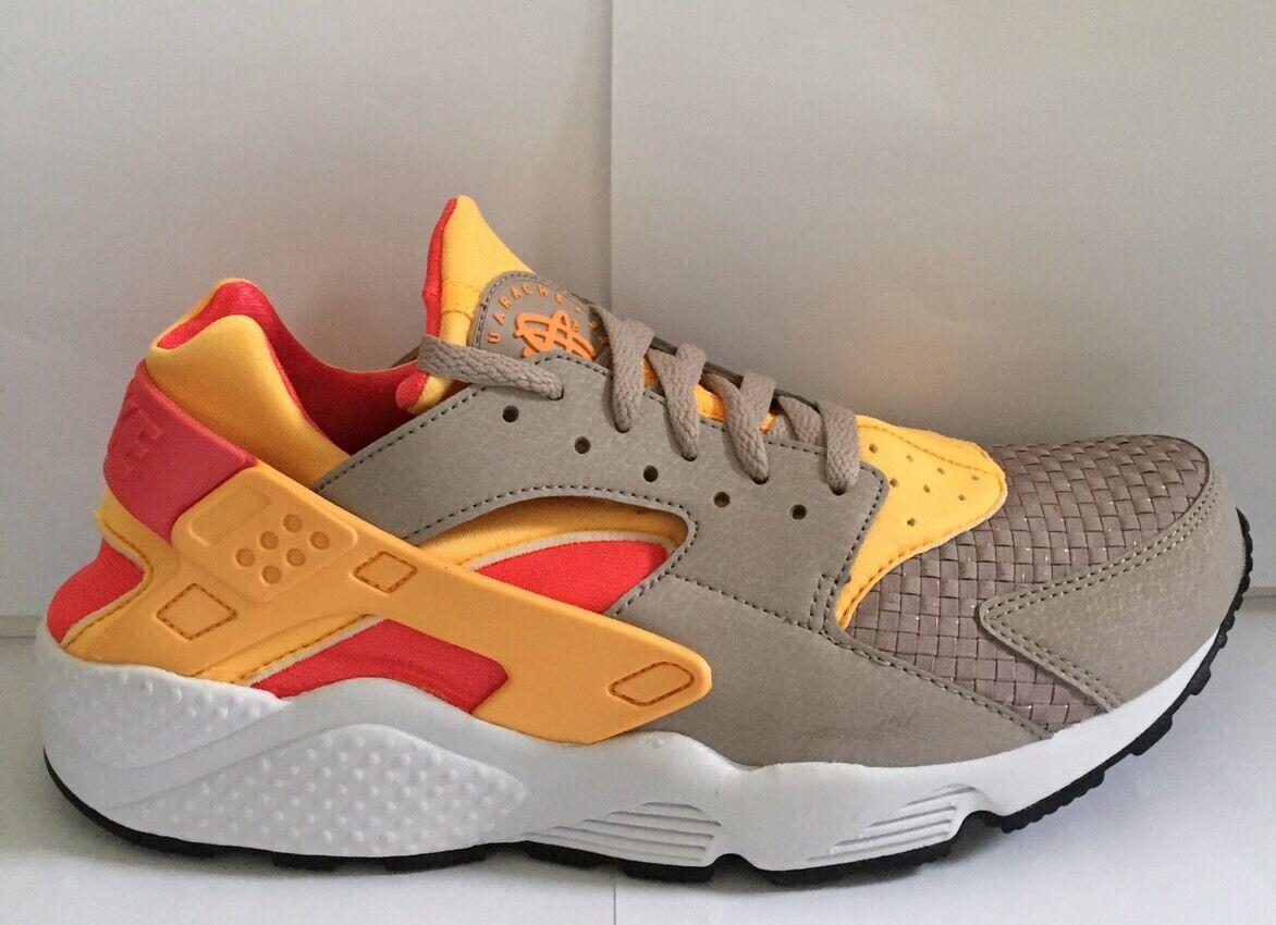 Nike air huarache atomica misura 9 (regno (regno (regno unito) bnib mango | Materiali Selezionati Con Cura  | Sig/Sig Ra Scarpa  30a04d