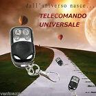 TELECOMANDO X CANCELLO AUTOMATICO UNIVERSALE 433,92 MHZ FAAC NICE BFT E ALTRI
