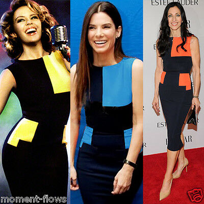 New Arrival Sexy Celebrity Style Casual XPD Bodycon Pencil Dress UK size 8-16