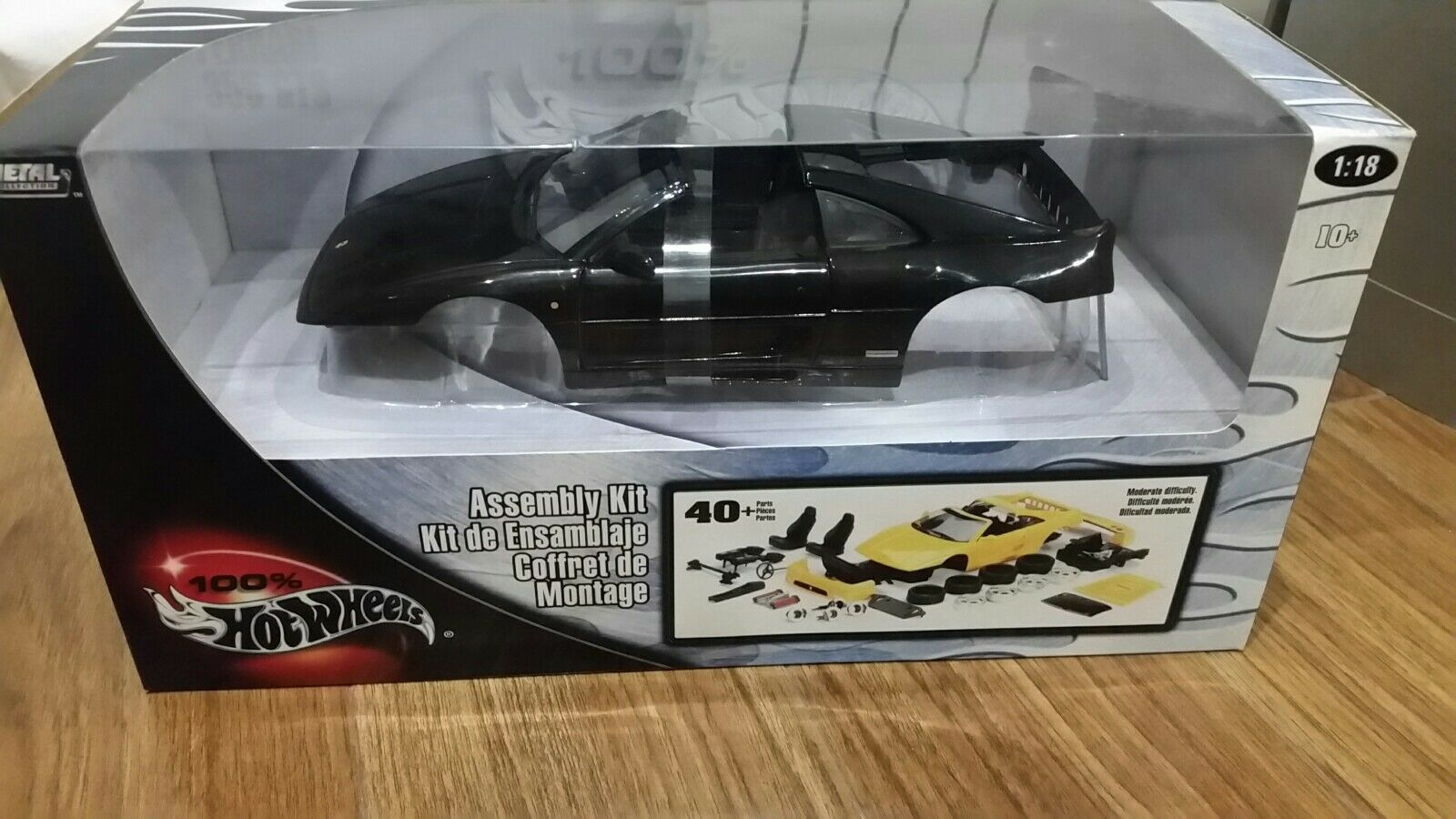 ahorra hasta un 50% 1 18 Ferrari f355 355 gts kit kit kit de ensamblaje hotwheels  salida de fábrica