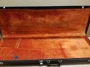 1964 Fender Jazzmaster/jaguar Case-made In Usa-afficher Le Titre D'origine Des Performances InéGales