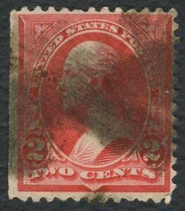#252 2c George Washington, Usado [4] Cualquier 5=