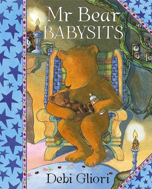 Mr Bear Babysits, Gliori, Debi, Excellent Book