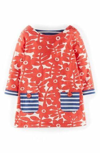 NEW RRP £17.99 Mini Boden jersey Tunic U9-2