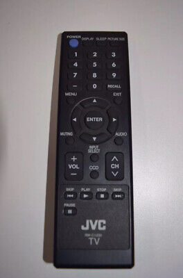 Replacemen JVC RM-C1230 Brand New Replacement JVC RM-C1230 TV Remote Control