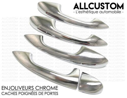 ENJOLIVEURS CHROME COQUILLES POIGNEES PORTIERES pour MERCEDES GLC C253 Coupe AMG