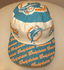 VINTAGE RETRO MIAMI DOLPHINS NFL BASEBALL HAT CAP COTTON SNAP BACK FOOTBALL