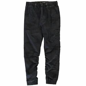 No-Fear-Navy-Army-Camouflage-Trousers-Juniors-Navy-Skate-Clothing-Pants-Bottoms