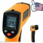New Non-Contact LCD IR Laser Infrared Digital Temperature Thermometer -50-380 C