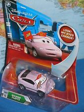 DISNEY PIXAR CARS WILMAR FLATTZ #161 EYES CHANGE ***BRAND NEW & RARE***