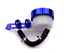 bocal-Liquide-de-frein-embrayage-BLEU-Reservoir-Maitre-Cylindre-MOTO-UNIVERSEL miniature 1