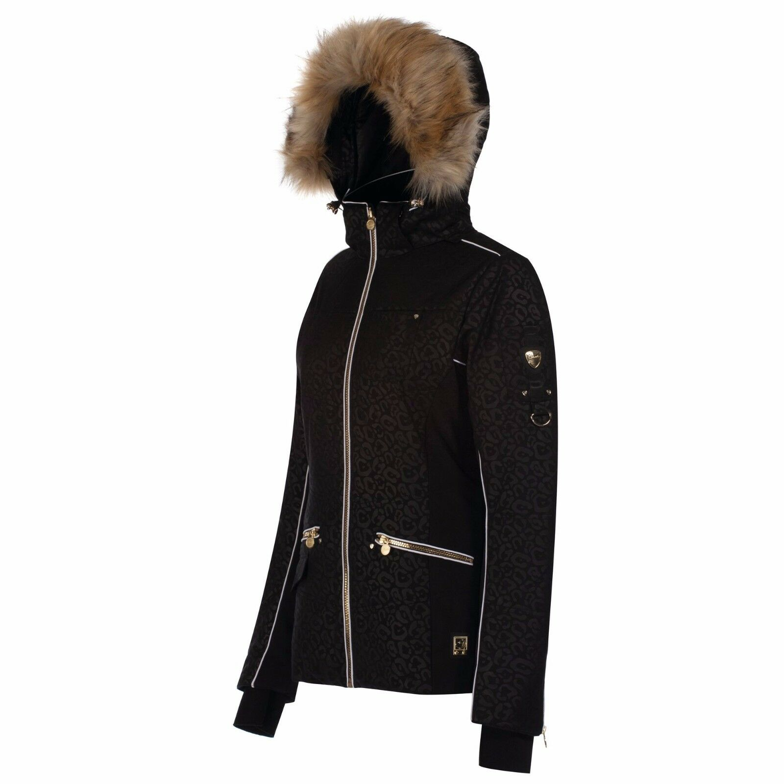 Dare 2b Incentivise 14 Luxury Ski Jacket Waterproof Beathable Black ... 6b50259b2