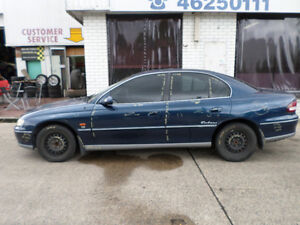 1998-Holden-Commodore-VT-Calais-LHF-Outer-Door-Handle-S-N-V6756-BG8526