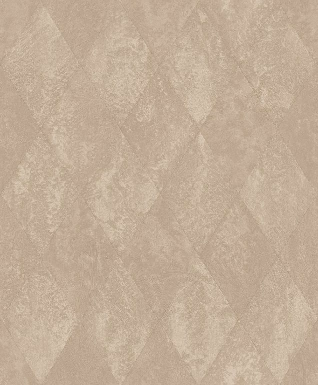 Essener Tapete Ambiance G67787 Rhombus Rhombus Wall Tile Fleece Wallpaper