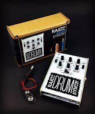 Rakit Drum Synth, Kit or Assembled, Boss PC-2 AMDEK PCK-100 clone
