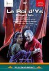 Le Roi D'ys Opéra Royal De Wallonie Lalo 8007144335922 DVD Region 2