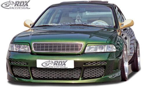 Rdx projecteurs ouverture Audi a4 b5 à 1999 méchant regard panneaux spoiler tuning